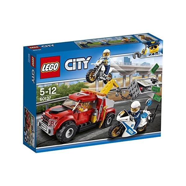 LEGO City - Autogrù in Panne, 60137 4 spesavip