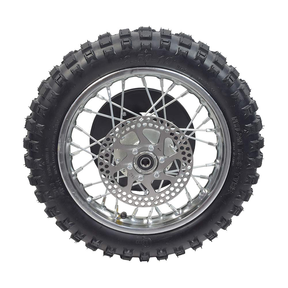 Rear Wheel Assembly for Razor MX500 and MX650 Dirt Rocket