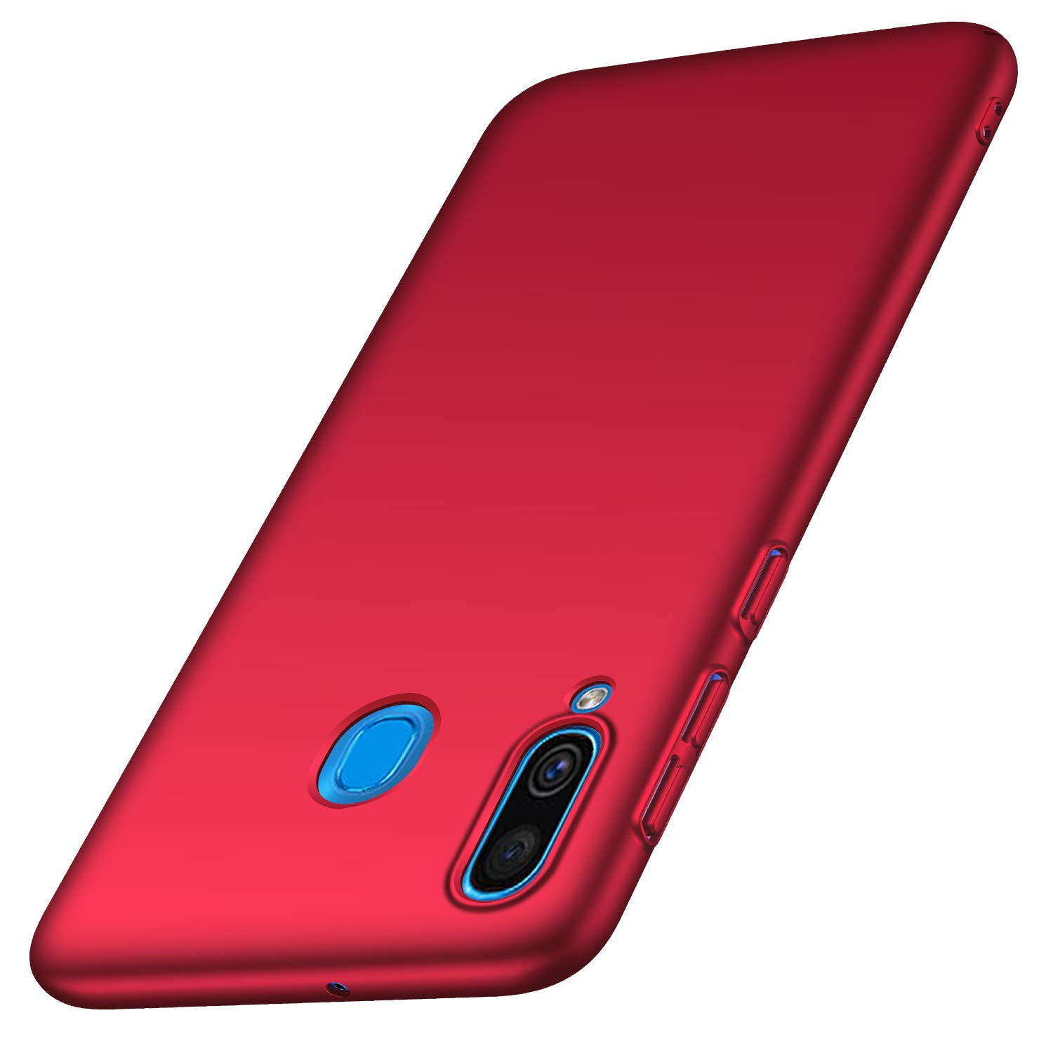 anccer Funda Samsung Galaxy A40, Ultra Slim Anti-Rasguño y ...