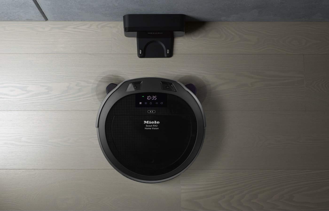 Miele aspiradora Scout RX2 Home Vision negro/gris/antracita 0.5 litro: Amazon.es: Hogar