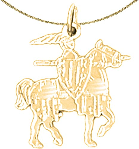 Jewels Obsession Special Daughter Necklace 14K Yellow Gold-plated 925 Silver Special Daughter Pendant with 16 Necklace