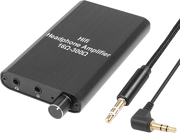 Kopfhörer Verstärker Tragbar 3 5 Mm Elektronik