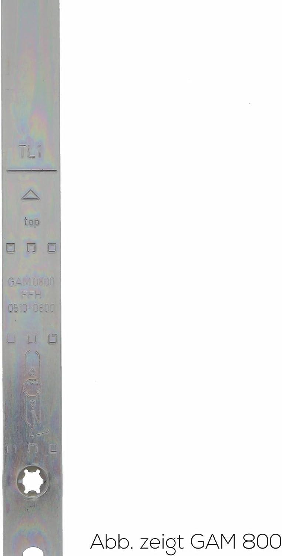 Winkhaus Fenstergetriebe Getriebeschiene GAM ToniTec Wartungsanleitung ActivPilot