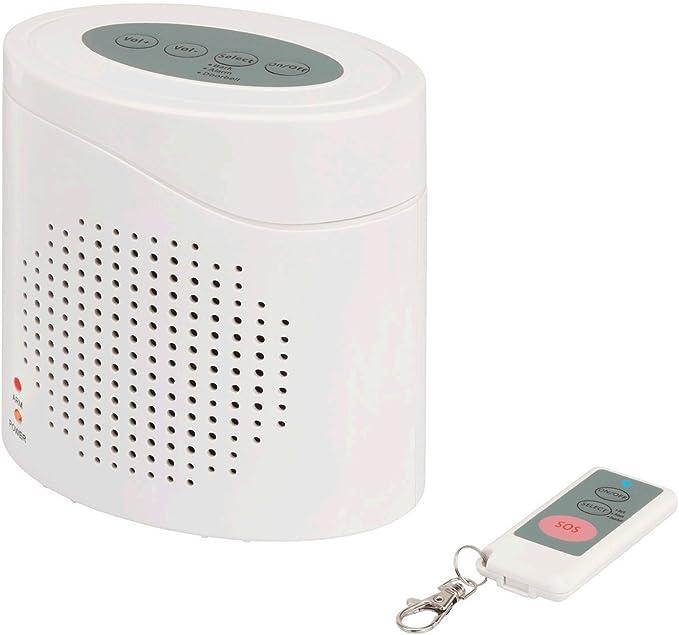 Alarma de perro ladrando/detector de movimiento para la seguridad ...
