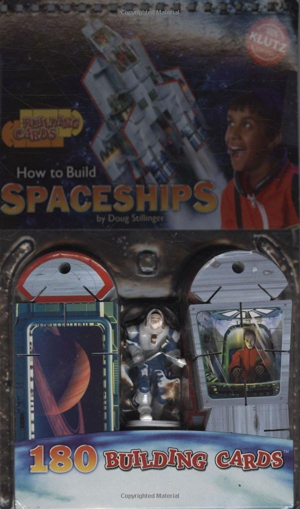Building Cards How to Build Spaceships: 180 Building Cards pdf