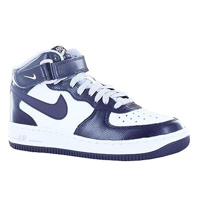 Fière Vtements Nike Femme Homme Air Force 1 Mid Violet