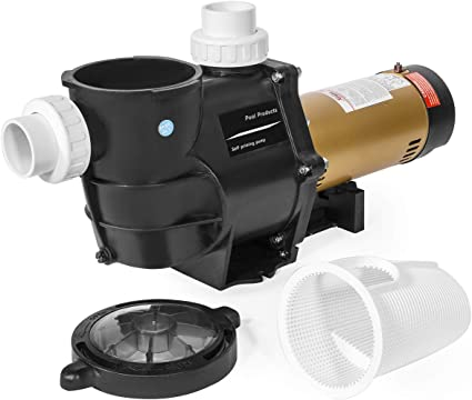 Amazon.com : XtremepowerUS 2HP In-Ground Swimming Pool Pump Variable Speed 2