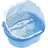 Original Footsie Bath Liners, Disposable Pedicure Spa Liners, 100 Count
