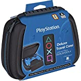 RDS Industries Officially Licensed Sony PlayStation Dualshock 4 Deluxe Travel Case - PS4/PlayStation 4