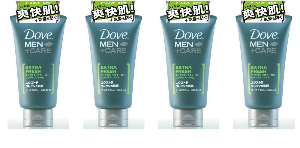 【ダヴ】MEN+CARE エクストラフレッシュ洗顔のサムネイル