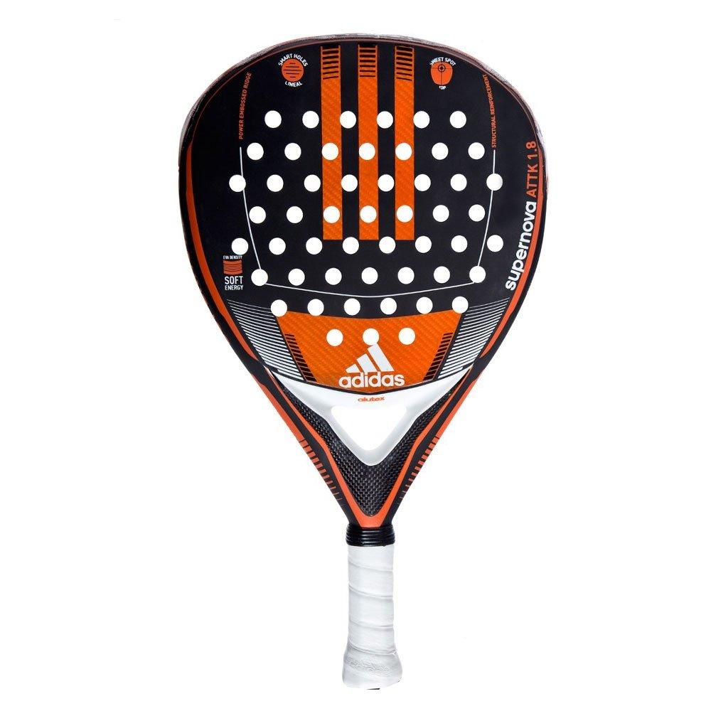 Amazon.com: adidas - Pala de pádel para tenis Supernova ATTK ...