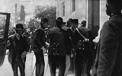 Amazoncom Franz Ferdinand Assassin Nthe Arrest Of Gavrilo