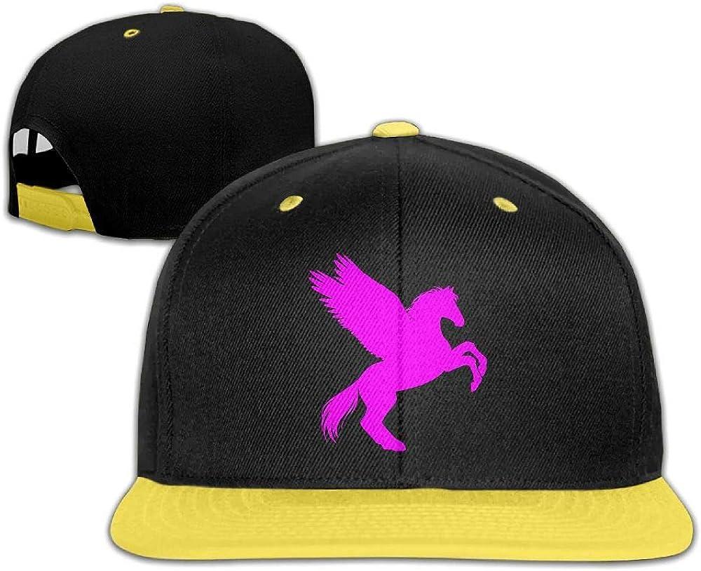 HERSTER Kids Boys/&Girls Pegasus Baseball Caps Trucker Cotton Caps