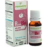 Pranarom - Pranabb mélange pour diffuseur assainissant bio - 10 ml huile essentielle - Assainit l'a