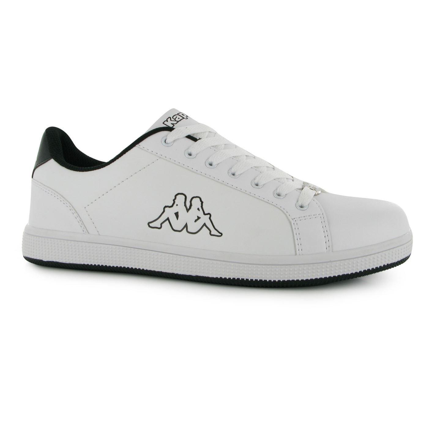 Kappa Maresas 2 Trainers Mens Black//Black Sports Shoes Sneakers Footwear