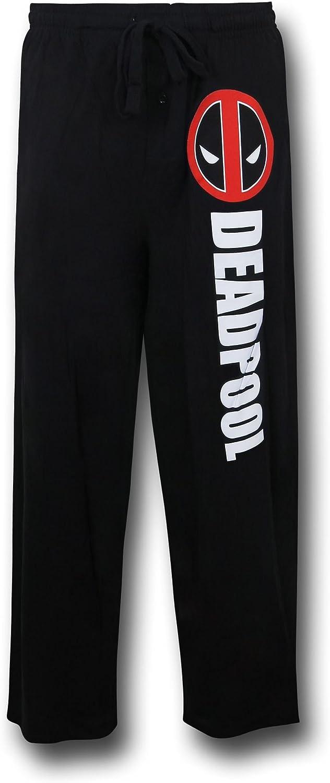Deadpool Marvel Sleep Lounge Sleep Pants