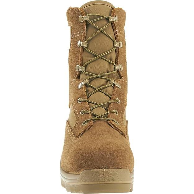 6ab2fdca40f Bates Men's Terrax3 Hot Weather Comp Toe Coyote Military & Tactical Boot