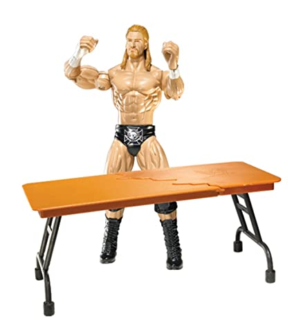 WWE Flexforce Big Talkin Triple H Figure
