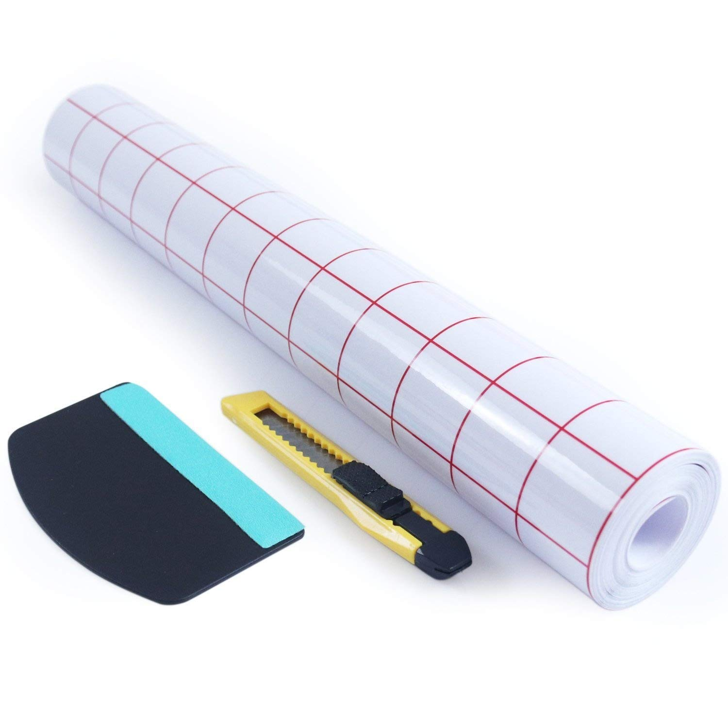 Clear Transfer Paper Tape Roll 12 Inch /×20 Feet