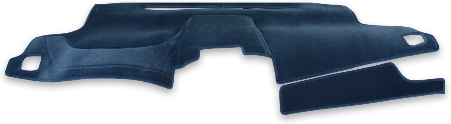 Velour Break-Up Coverking Custom Fit Dashboard Cover for Select Ford Models