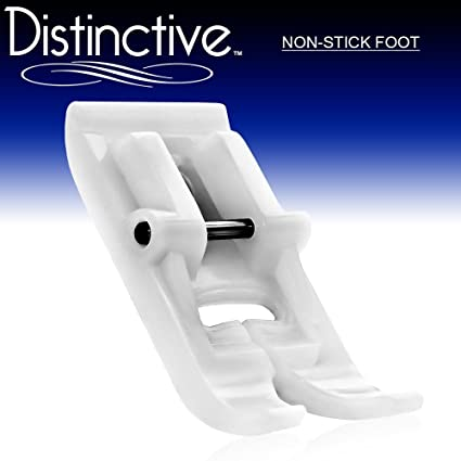 Amazon Distinctive NonStick Sewing Machine Presser Foot Fits Amazing Is My Sewing Machine Low Shank