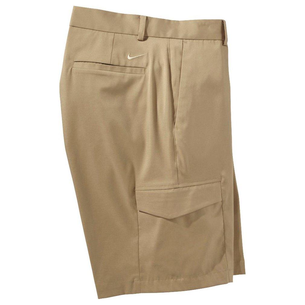 NIKE Mens Cargo Golf Shorts - Khaki, 36 by Nike