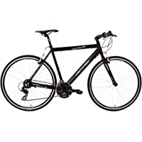 "KS Cycling 200B Lightspeed Vélo de route Noir 28"""