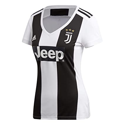 new concept 44207 fc5c8 Amazon.com : adidas 2018-2019 Juventus Home Womens Shirt ...