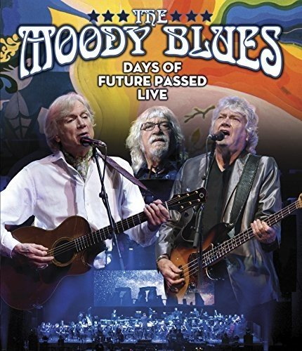 DVD : The Moody Blues - Days Of Future Passed Live (Super Jewel Box)