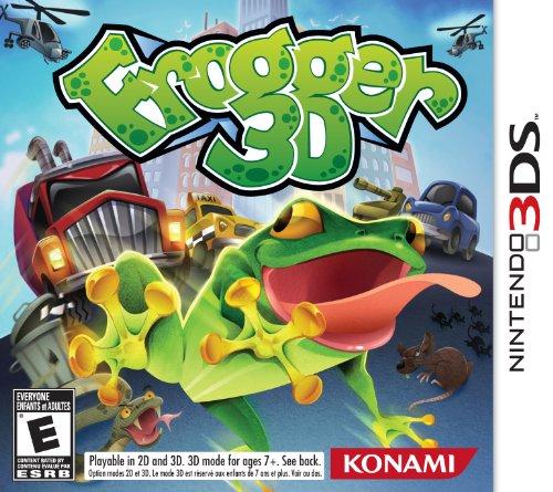 Konami Frogger 3DS