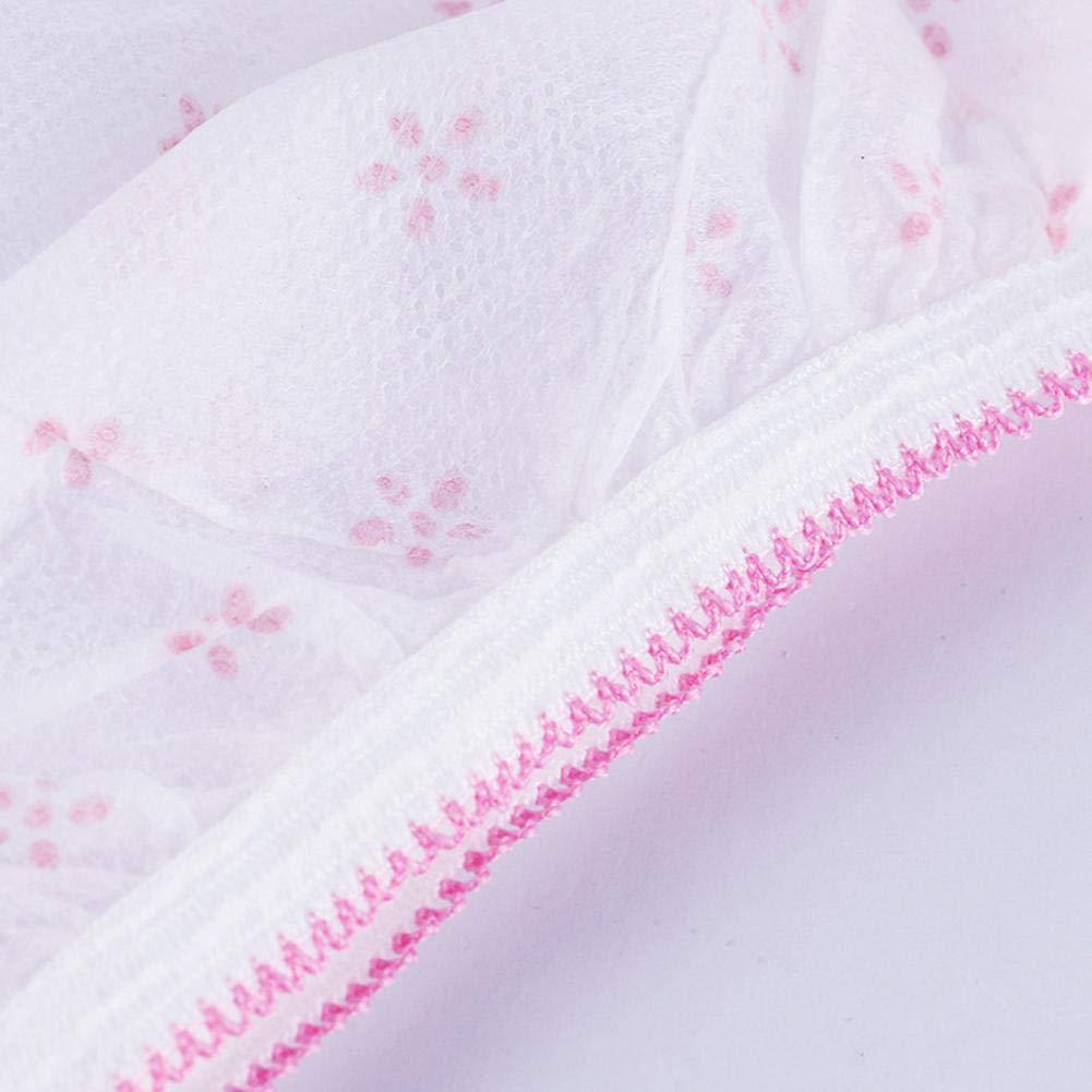 runnerequipment Disposable Cotton Underwear for Maternal Pregnant Women 7PCS