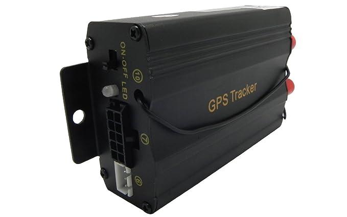 Gearmax® Tracker GPS GSM GPRS para Vehículos Coche Moto Control Remoto: Amazon.es: Electrónica
