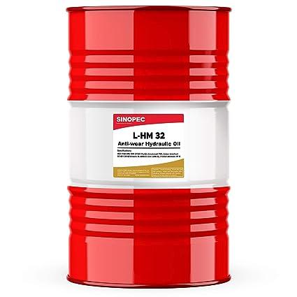 AW 32 Aceite Hidráulico (ISO VG 32, Sae 10 W) - 55 galones de ...