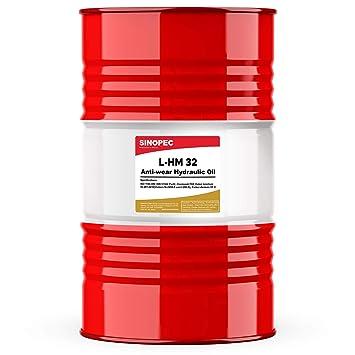 AW 32 Hydraulic Oil Fluid ISO VG 32 SAE 10W 55 Gallon Drum