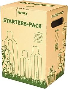 Biobizz Indoor Gardening Organic Plant Food Fertilizer Hydroponics Starter Pack