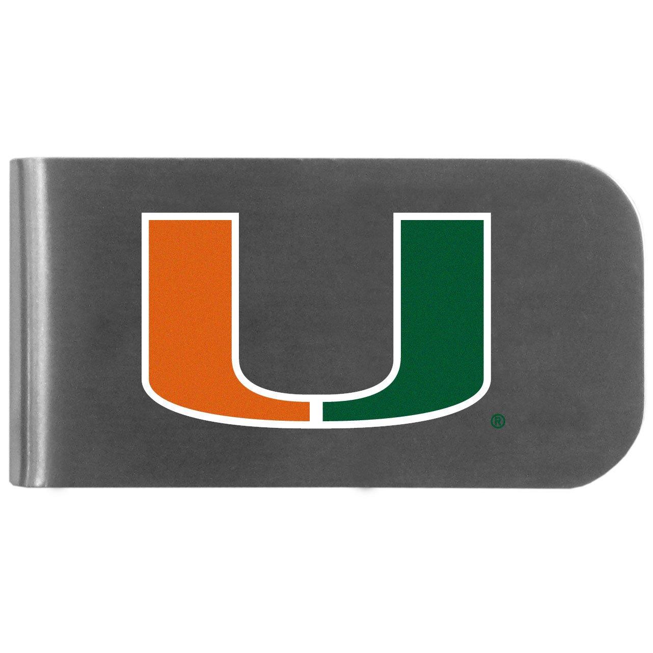 Siskiyou NCAA Unisex Logo Bottle Opener Money Clip