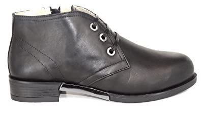 Ogswideshoes Valentina Leather Boots Extra Wide C Width 3e Width