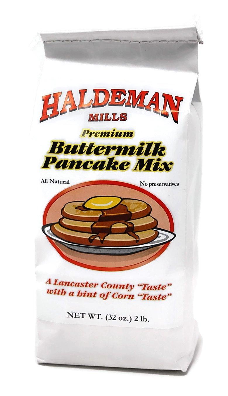 Haldeman Mills Buttermilk Pancake Mix, 2 lb. bag