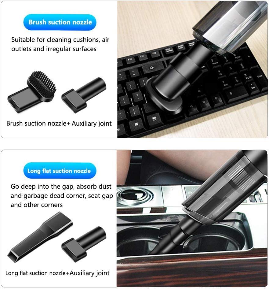 Handheld Vacuum Portable High Power Cordless
