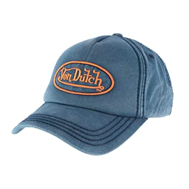 Von Dutch BOB06 TRUCKER BASEBALL: Amazon.es: Ropa y accesorios