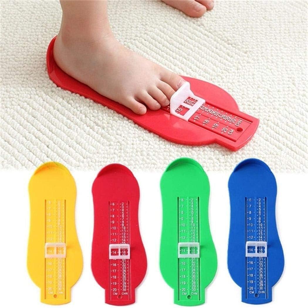DONET 1PC Kids Baby Foot Ruler,Feet