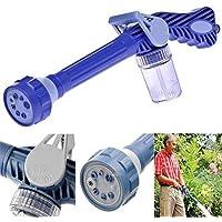 ZURU BUNCH® Ez Jet Water Cannon 8 In 1 Turbo Spray Gun for Gardening, Car Wash, Home Cleaning (Multicolor)