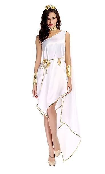 Mujer Vestidos De Fiesta Largos De Noche Elegantes Moda Hombro Inclinado Sin Mangas Irregular Asimétrica Fiesta Dresses Señoras Vestidos De Coctel Vestido ...