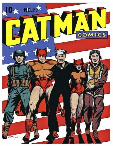 Download Cat-Man Comics # 27 pdf