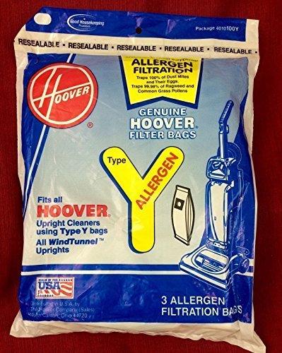 hoover bag 4010100y - 9