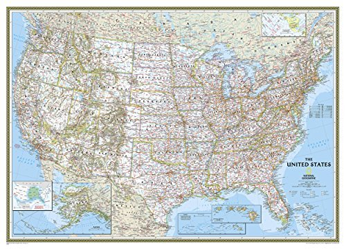 By National Geographic Maps - Reference United States Classic [Mural] (National Geographic Reference Map) (2010) [Map] pdf