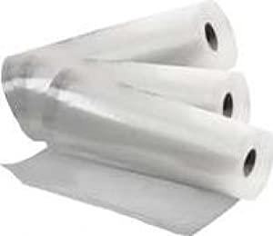 """Weston Products 11x18"""" Roll Vacuum Bags 3 Pack 30-0202-W"""