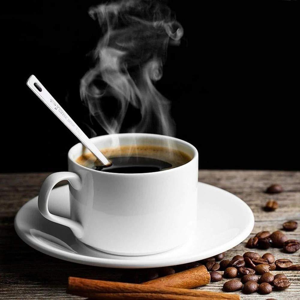 Edelstahl 1 Essl/öffel Coffee Scoop L/öffel Set 3
