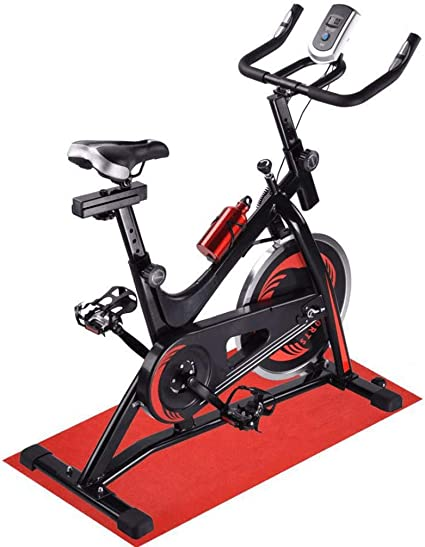 Shocly Bicicleta De Spinning Bicicleta Fitness Plegable Spinning Profesional Resistencia Variable Aptitud Casa Plasticidad,Black: Amazon.es: Deportes y aire libre