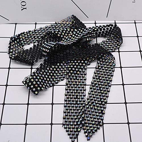 Neck chain diamond mesh necklace diamond chain diamond necklace diamond necklace sweater chain female
